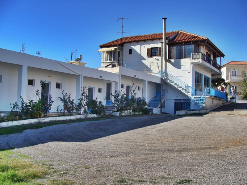 If you could ever dream a business located next to a magnificent Greek beach,then maybe this is your next purchase.